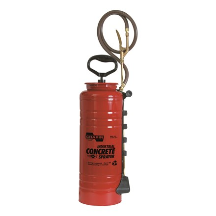 Chapin 1949 3.5 Gallon Red Metal Sprayer