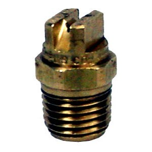 Chapin Brass Fan Tip Male Nozzle 0.5 GPM
