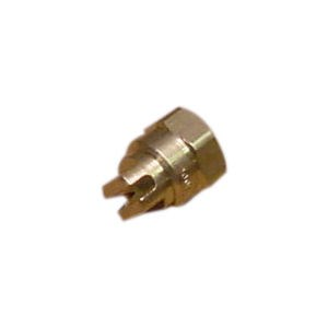 Chapin Brass Fan Tip Female Nozzle 0.1 GPM