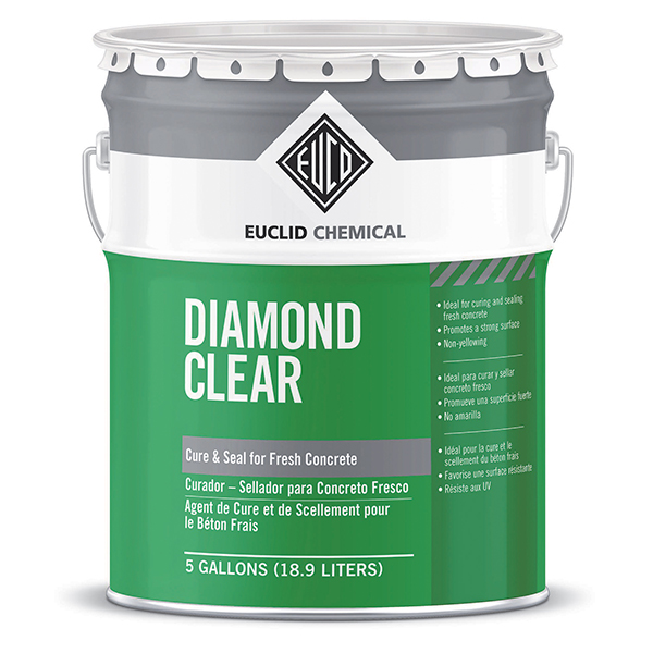Euclid Diamond Clear 17% Sealer, 18.9L