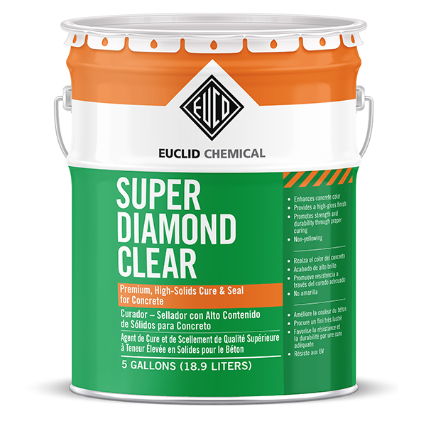 Euclid Super Diamond Clear 25% Sealer, 18.9L