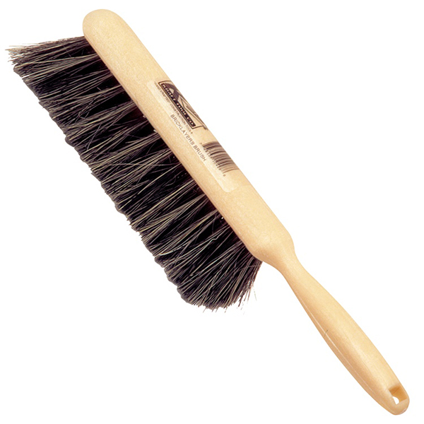 "13"" Soft Horsehair Bricklayer's Brush"