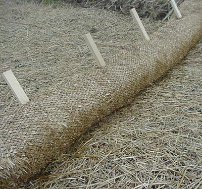 Erosion Blanket- Stenlogs