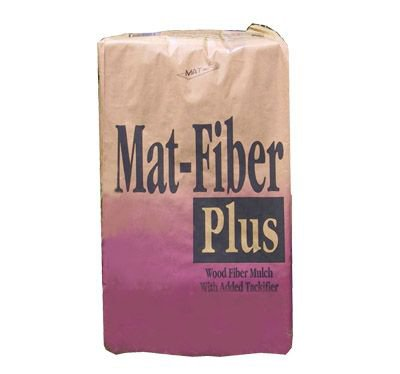 Mat Inc Fiber Plus - Purple Bag