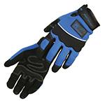 Blue Professional Work Gloves
