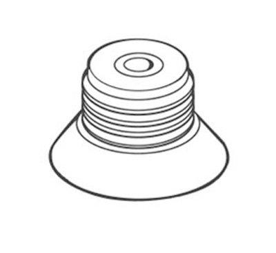 Dayton Superior Plastic Plug