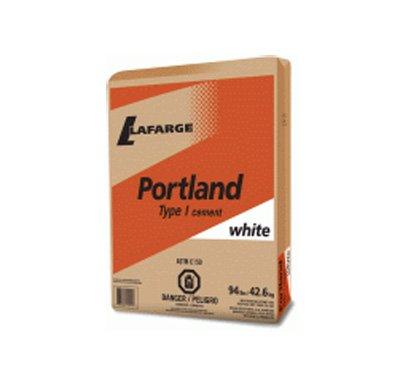 Lafarge Portland Cement White GU