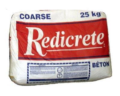 Redicrete Coarse Bulk 3000Lb
