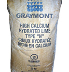 Graymont Lime Hydrated