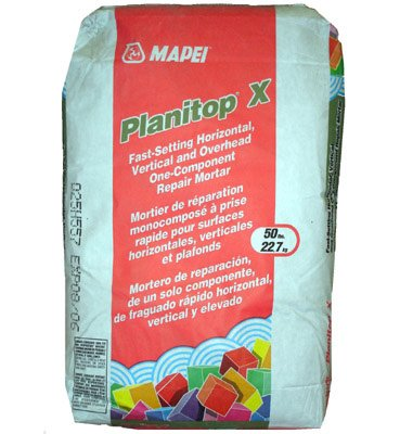Mapei Planitop X 50lbs
