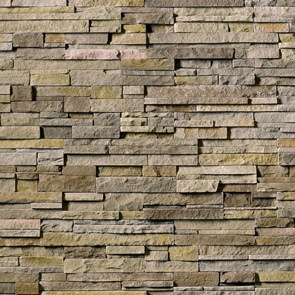 Cultured Stone Pro-Fit Alpine Ledgestone-Pheasant