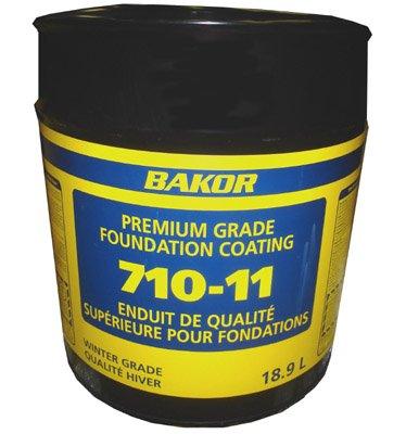Bakor-710-11 Foundation Coating