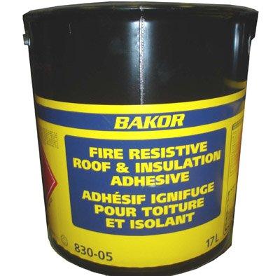 Bakor Fire-Resistant 830-05