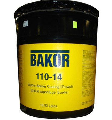Henry/Bakor 110-14 Spray Vapor Barrier