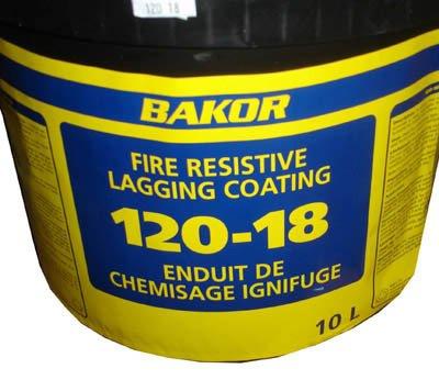 Bakor Lagging Coating 120-18