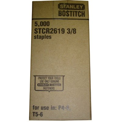Stanley Bostich Replacement Staples