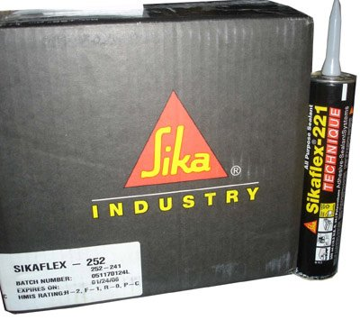 SikaFlex 221 Cartridge