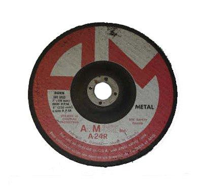 United Abrasives Grinding Wheel
