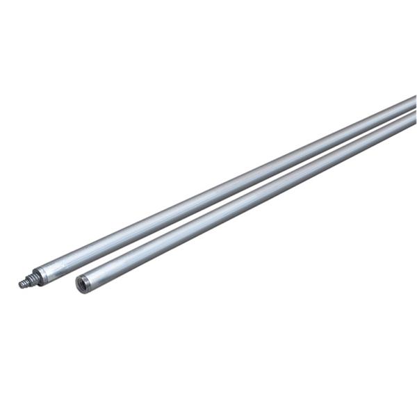 """8' Magnesium Threaded Handle 1-3/4"""" Diameter"""