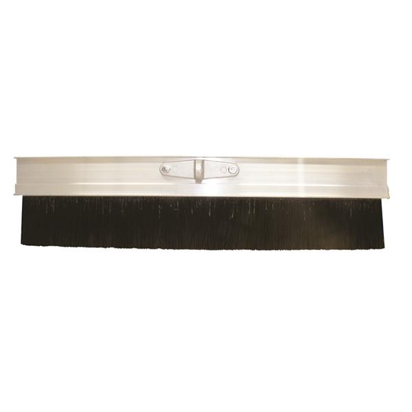 "Kraft Tool Concrete Finish Broom 36"" Alum Horsehair w/o H CC180"