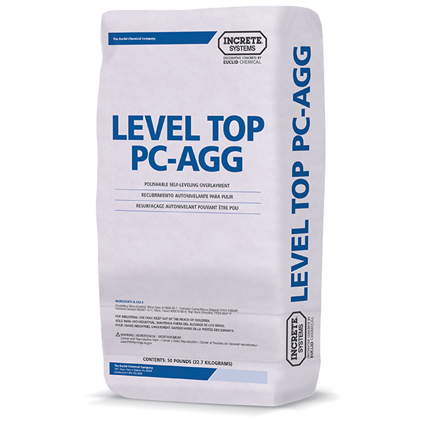 euclid level top pcc-agg self levelling overlay