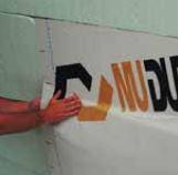 Nudura Waterproofing Membrane