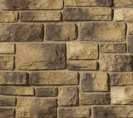 Cultured Stone Desert Blend Cobblefield