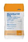BASF MasterSeal 581 50 Lbs Grey