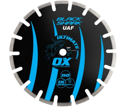Forge Ox Tools Ultimate Floor Saw Diamond Blade- Asphalt UAF