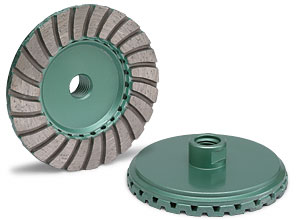 Dry Turbo Grinding Wheels