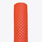 Fence Orange Diamond Mesh 4'x100' DLW4100