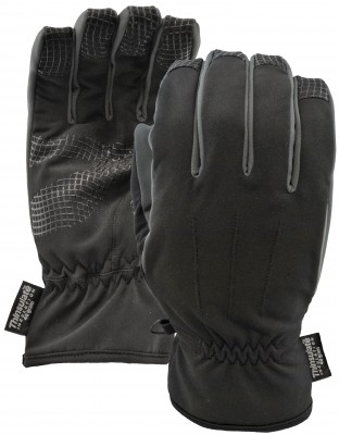 Pair of black Watson Night Watchman Gloves