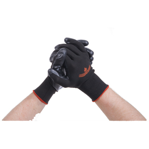 Glove Nitrile Coated, L