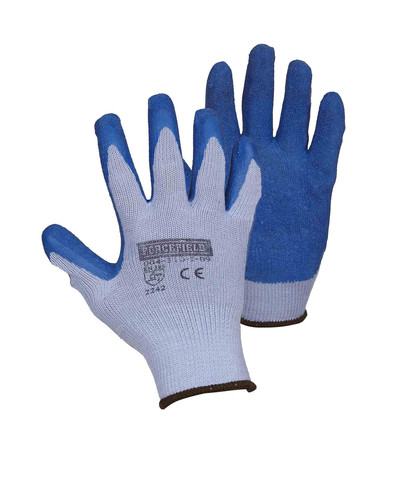 Latoplast Glove Knit Rubber Coated Size 10 310-I