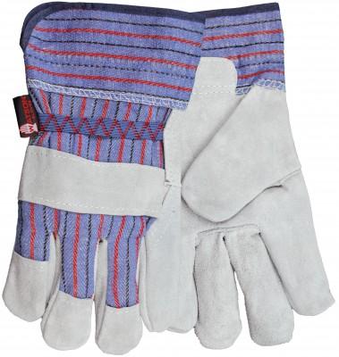 Pair of white/blue Watson Guard'n Duty Gloves
