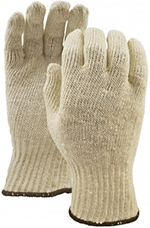 Pair of Watson White Knight Knit Gloves