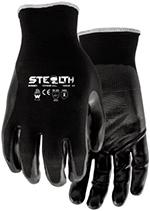 Pair of black Watson Stealth Original Gloves