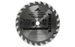 "Carbide Blade Task 7-1/4""x24T 04323"