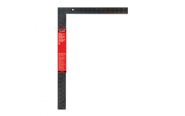 "TASK CARPENTER SQUARE 24"" STEEL - T58231"