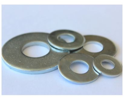 Flat Washer Plated