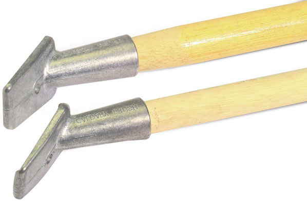 Bolt Style Broom Handle