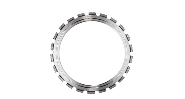 Ring saw drive disk