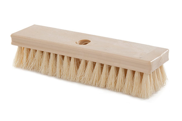 Natural Fibre Slim Deck Brush