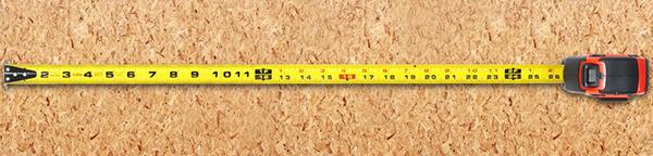 Hi-Viz Tape Measure