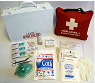First Aid Kit Type 1