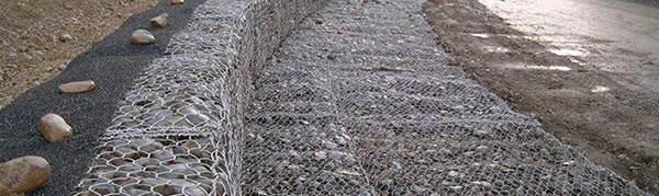 Maccaferri Gabion Galvanized 2Mx1Mx0.5M, Red