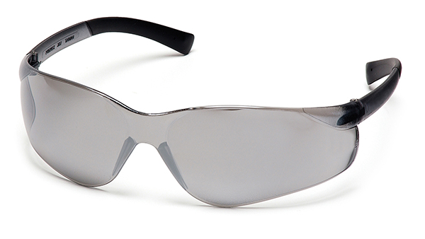 Silver Mirror Lens with Silver Mirror Temples