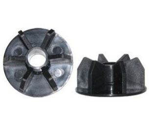 Polypropylene End Caps - 3/8 inch
