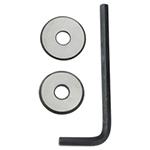 Kraft Tool Glass Mosaic Cutter Wheels (2), ST026-01