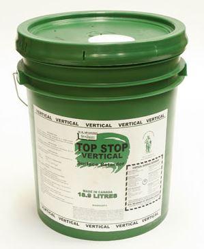 Top-Stop Vertical 5 Gallon / 19 Liter